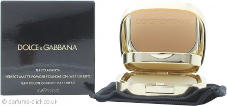 Dolce & Gabbana Perfect Matte Powder Foundation 15g - 95 Buff