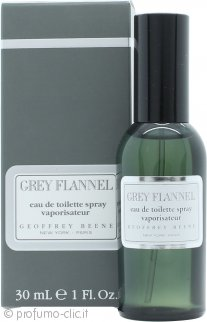 Geoffrey Beene Grey Flannel Eau de Toilette 30ml Spray