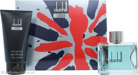Dunhill London Gift Set 100ml EDT + 150ml Aftershave Balm