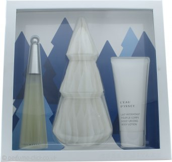 Issey Miyake L'eau d'Issey Gift Set 50ml EDT + 100ml Body Lotion