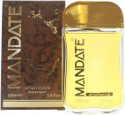 Eden Classic Mandate Aftershave 3.4oz (100ml) Splash