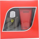 Ferrari Red Set de Regalo 75ml EDT + 150ml Gel de Ducha