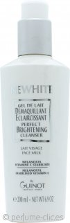 Guinot Newhite Gel de Lait Demaquillant Eclaircissant Limpiador Brillo Perfecto 200ml