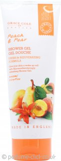 Grace Cole  Fruit Works Peach & Pear Shower Gel 238ml