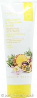 Grace Cole  Fruit Works Pineapple & Passion Fruit Shower Gel 238ml