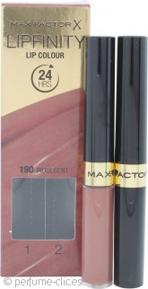 Max Factor Lipfinity Color de Labios - 190 Indulgent