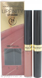 Max Factor Lipfinity Lip Colour - 180 Spiritual