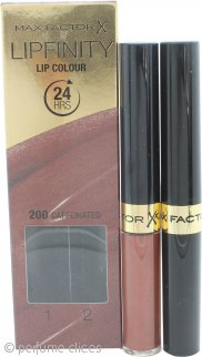 Max Factor Lipfinity Color de Labios - 200 Cafinated