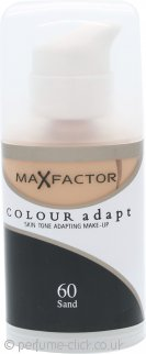 Max Factor Colour Adapt Foundation 34ml - #60 Sand