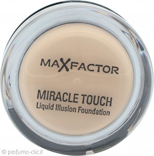 Max Factor Miracle Touch Skin Smoothing Fondotinta 11.5g - 75 Golden
