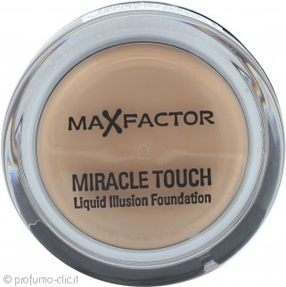 Max Factor Miracle Touch Liquid Illusion Foundation 11.5g (80 Bronze)