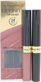 Max Factor Lipfinity Lip Colour - 350 Essential Brown