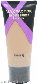 Max Factor Smooth Effect Foundation 30ml 075 (Golden)