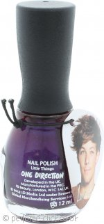 One Direction Little Things Nail Polish 12ml - Popstar Purple