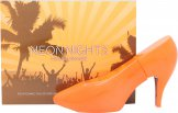 Laurelle Neon Nights Vegas Orange