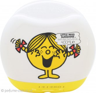 Mr. Men & Little Miss Body Wash & Bath Foam 400ml