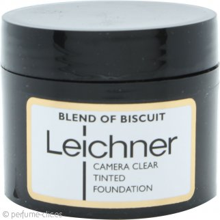 Leichner Camera Clear Tinted Base 30ml Mezcla de Galleta