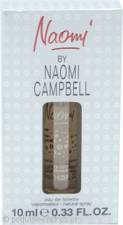 Naomi Campbell Naomi Eau de Parfum 10ml Spray