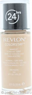 Revlon ColorStay Makeup 30ml - SPF20 Nude Normal/Dry Skin
