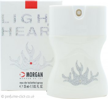 Morgan Light My Heart Eau de Toilette 35ml Spray