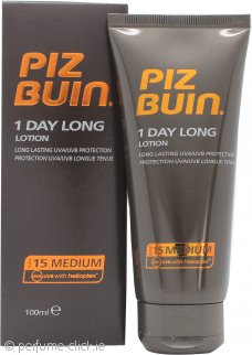 Piz Buin 1 Day Long Lotion 100ml SPF 15