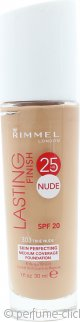 Rimmel Lasting Finish Nude Foundation 30ml - True Nude 303