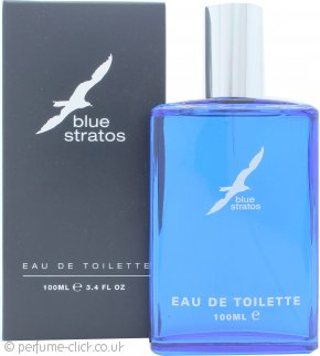Parfums Bleu Limited Blue Stratos Eau de Toilette 100ml Spray
