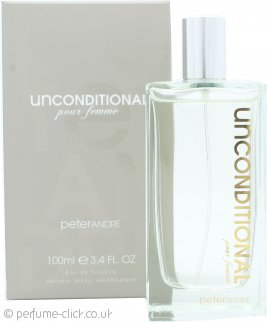 Peter Andre Unconditional Eau de Toilette 100ml Spray