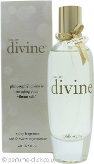 Philosophy You Are Divine Eau De Toilette 60ml Spray