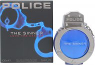Police The Sinner Eau De Toilette 100ml Spray