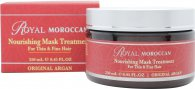 Royal Moroccan Nourishing Mask Treatment 250ml - Thin & Fine Hair