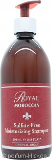 Royal Moroccan Hair Repair Sulfate Free Shampoo 500ml