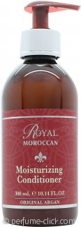 Royal Moroccan Moisturizing Conditioner 10.1oz (300ml) - Dry & Coloured Hair