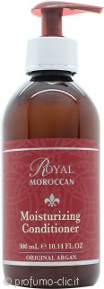 Royal Moroccan Balsamo Idratante 300ml - Capelli Secchi & Colorati