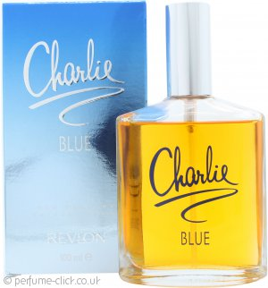 Revlon Charlie Blue Eau Fraiche 100ml Spray