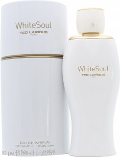 Ted Lapidus White Soul Eau de Parfum 100ml Spray