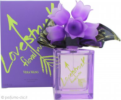 Vera Wang Lovestruck Floral Rush Eau de Parfum 100ml Spray
