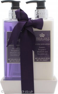 Style & Grace Luxury Handcare Gift Set 250ml Hand Wash + 250ml Hand Lotion