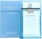 Versace Man Eau Fraiche Eau de Toilette 6.8oz (200ml) Spray