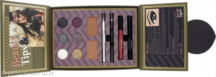 Sunkissed Moroccan Escape Twilight Bronze Gift Set 6 x 2.8g Eyeshadow + 2 x 3.6g Blusher + 1.2g Eyeliner Pencil Black + 1.2g Eye Brightener Pencil White + 4.5ml Lip Gloss + 5.5ml Mascara Black