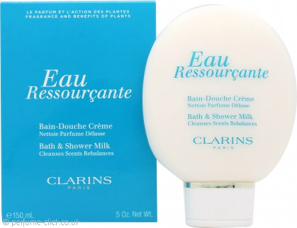 clarins eau ressour 231 ante bath shower milk 150ml