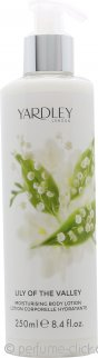 Yardley Lily of the Valley Body Lotion 8.5oz (250ml)