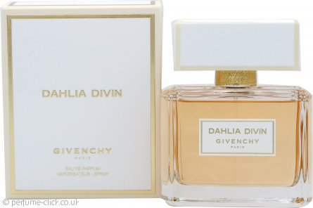 Givenchy Dahlia Divin Eau de Parfum 75ml Spray