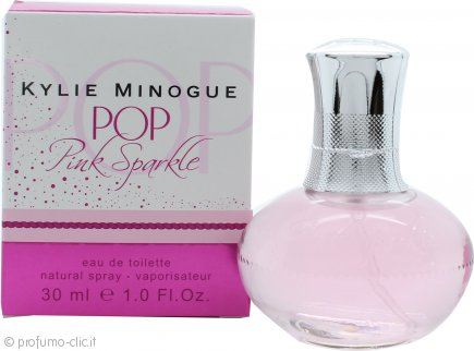 Kylie Minogue Pink Sparkle POP Eau de Toilette 30ml Spray