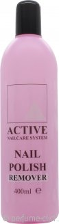 Active Nailcare System Nail Polish Remover 400ml
