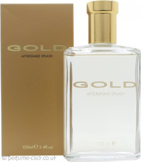 Parfums Bleu Limited Gold Aftershave 100ml Splash