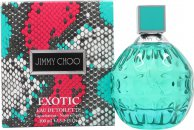 Jimmy Choo Exotic 2015 Eau de Toilette 100ml Vaporizador