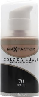 Max Factor Colour Adapt Foundation 34ml - #70 Natural