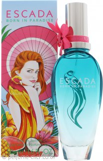 Escada Born in Paradise Eau de Toilette 50ml Spray