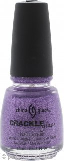 China Glaze Crackle Glaze Nail Lacquer 14ml - Luminous